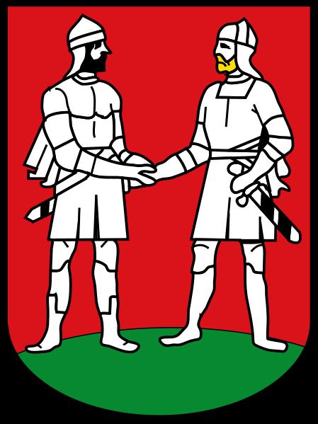 Bünde Wappen