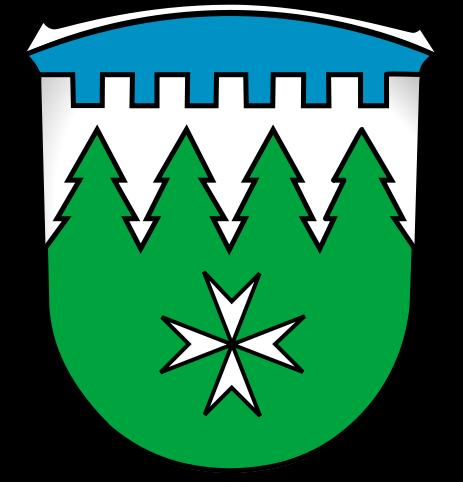Burgwald Wappen