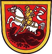 Burgwalde Wappen