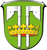 Calden Wappen