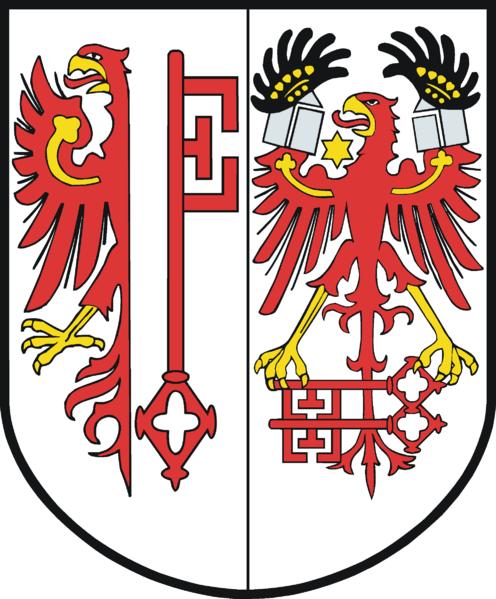Chüden Wappen