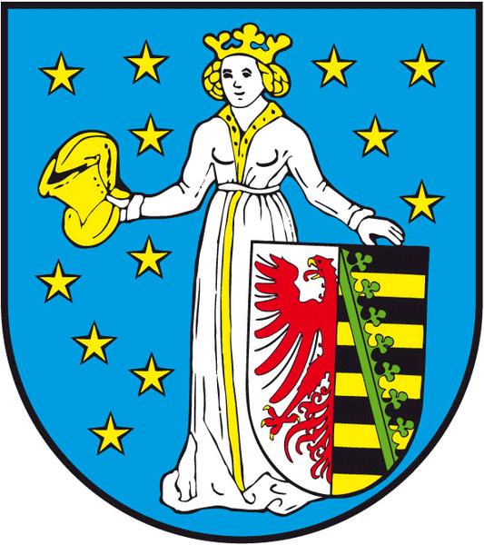 Coswig Wappen