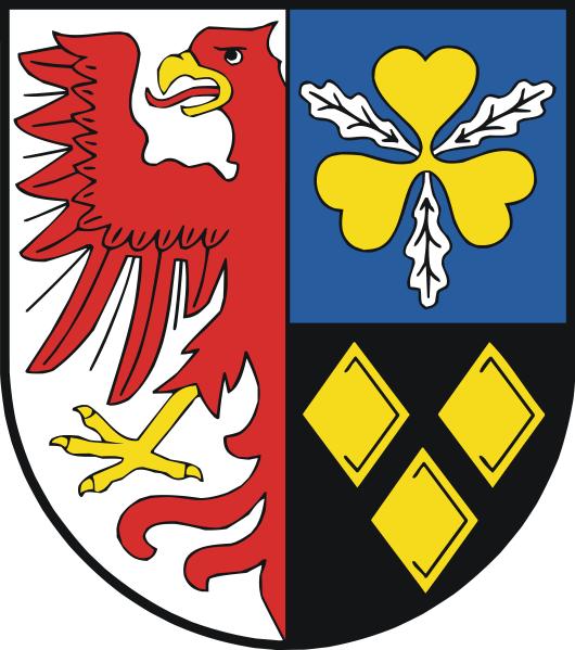 Dahlen Wappen