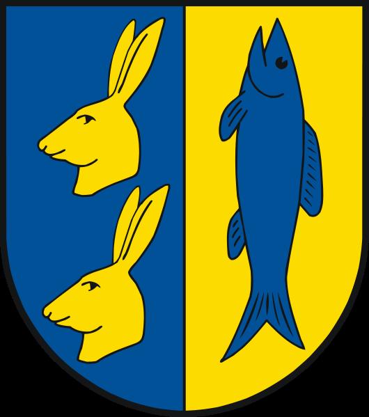 Dahmen Wappen