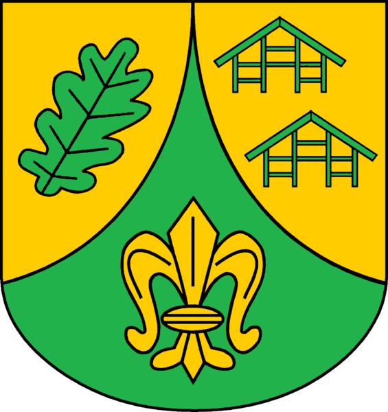 Dahmker Wappen