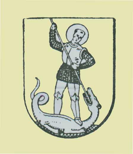 Dalheim Wappen