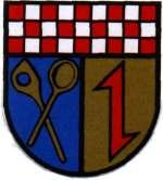 Damflos Wappen