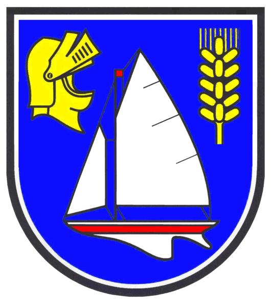 Damp Wappen