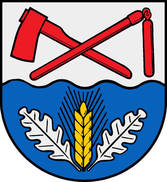 Dannau Wappen