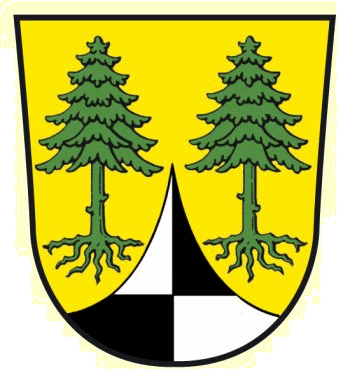 Dentlein am Forst Wappen