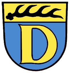 Dettingen unter Teck Wappen