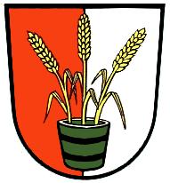 Dinkelscherben Wappen