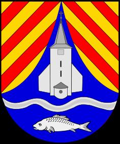 Dreifelden Wappen
