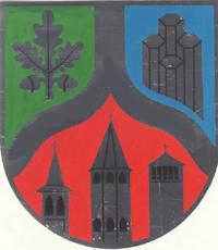 Dreikirchen Wappen