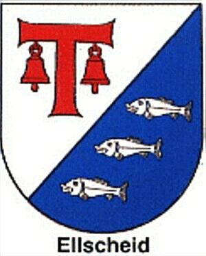 Ellscheid Wappen