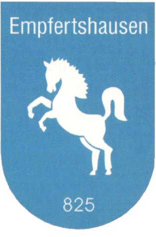 Empfertshausen Wappen
