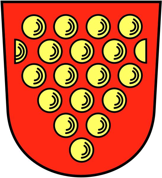 Engden Wappen