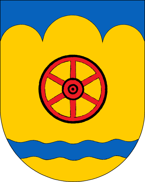 Enge-Sande Wappen