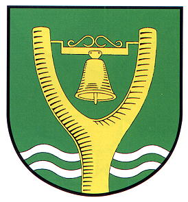 Erfde Wappen