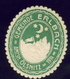 Erlbach Wappen