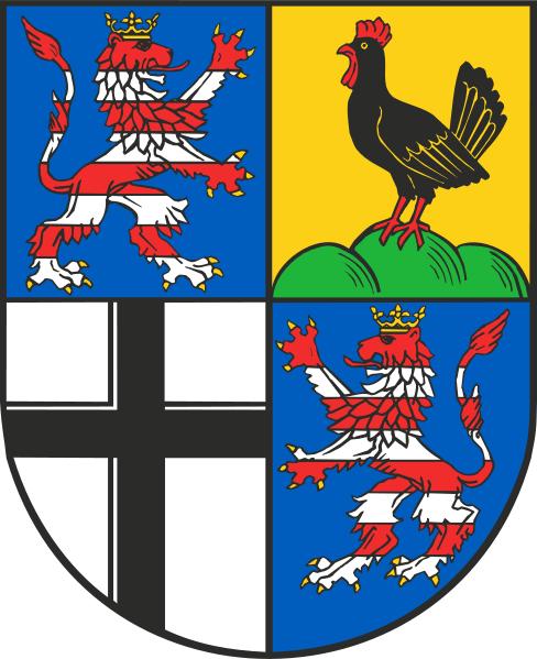 Ettenhausen an der Suhl Wappen