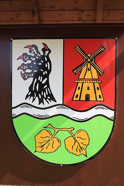 Eystrup Wappen