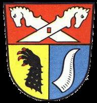 Gandesbergen Wappen