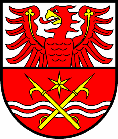 Garzau-Garzin Wappen