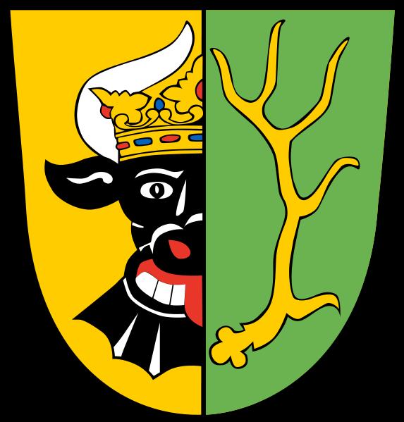Gelbensande Wappen