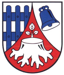 Geroda Wappen