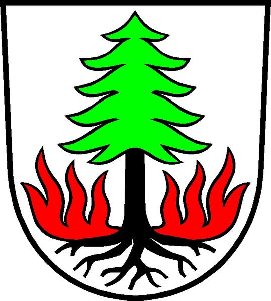 Geschwenda Wappen