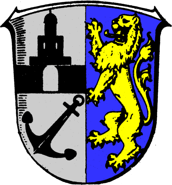 Ginsheim-Gustavsburg Wappen