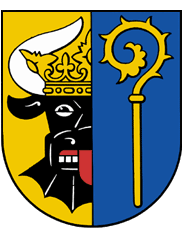 Glasin Wappen