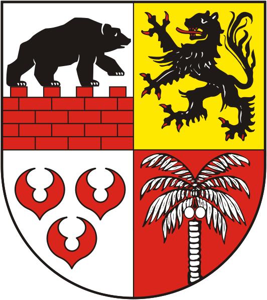 Glauzig Wappen