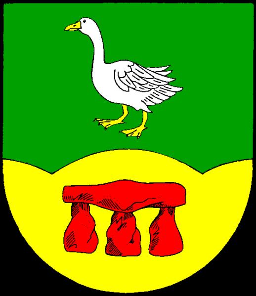 Goosefeld Wappen