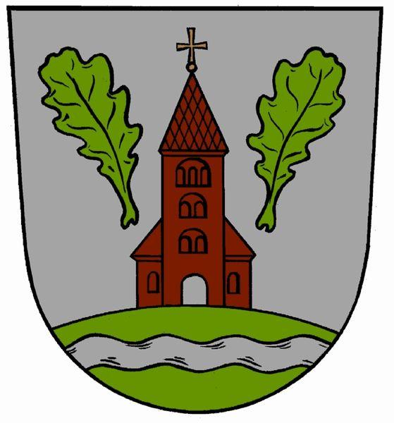 Grasberg Wappen
