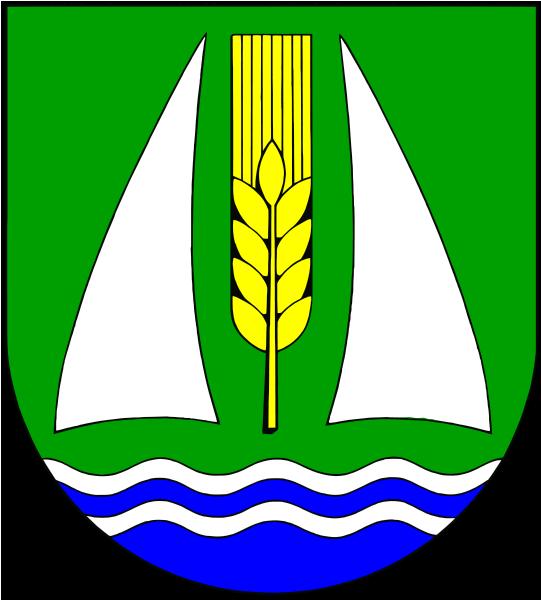 Grödersby Wappen