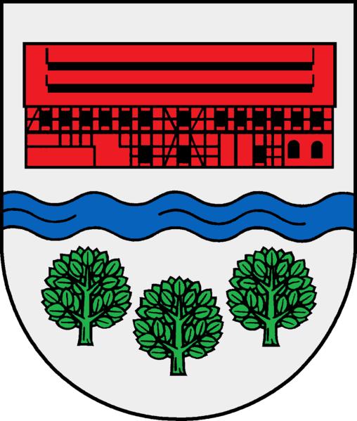 Grönwohld Wappen
