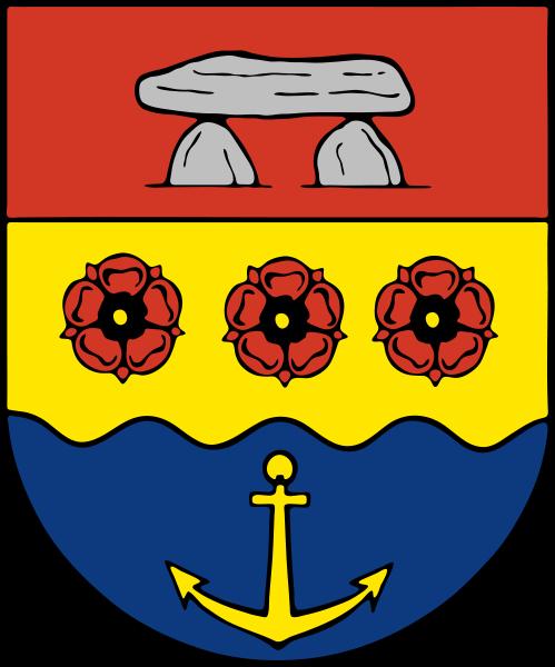 Groß Berßen Wappen