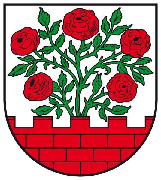 Groß Rosenburg Wappen