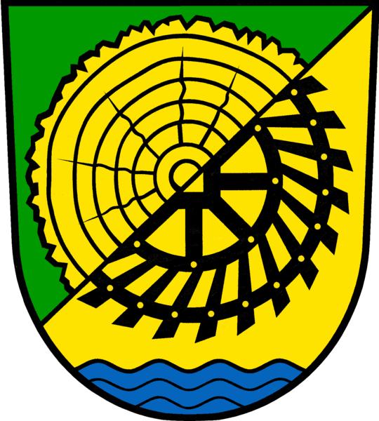 Groß Schönebeck (Schorfheide) Wappen