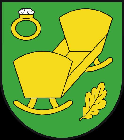 Groß Schwechten Wappen