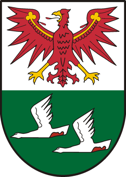 Groß Woltersdorf Wappen