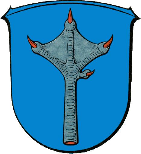 Groß-Zimmern Wappen