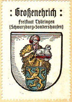 Großenehrich Wappen