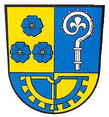 Großheirath Wappen
