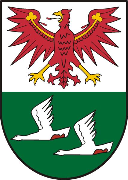 Großwoltersdorf Wappen