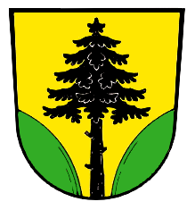 Grub am Forst Wappen