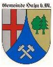 Hahn bei Marienberg Wappen