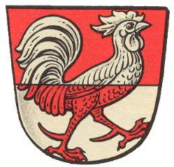 Hahnheim Wappen